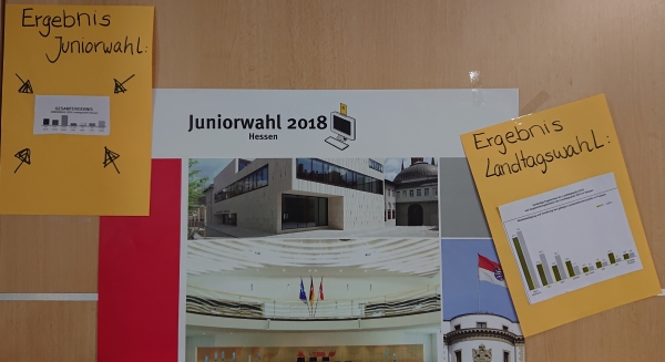 Juniorwahl 2018 MPS